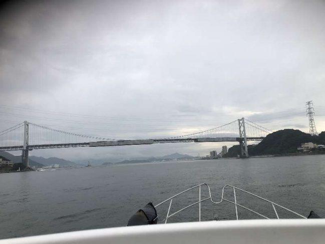 瀬戸内35関門橋