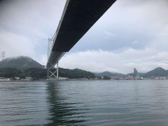 瀬戸内36関門橋